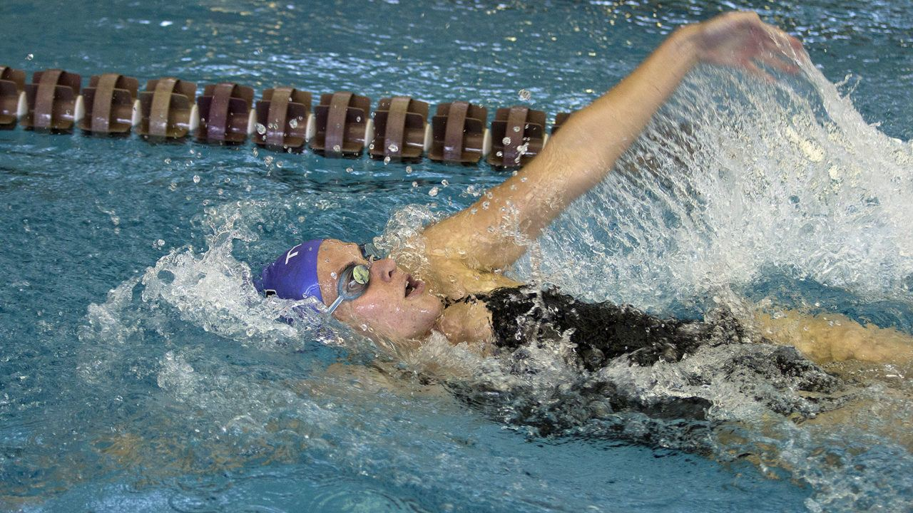 Truman State Sweeps Western Illinois in Final Meet of 2018