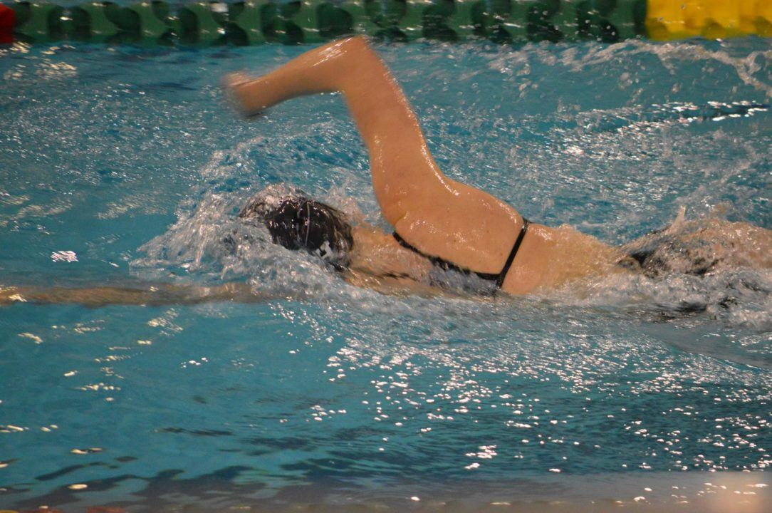 Lehigh Men, Women Post Fifth-Straight Win with Dual Effort vs. LaSalle