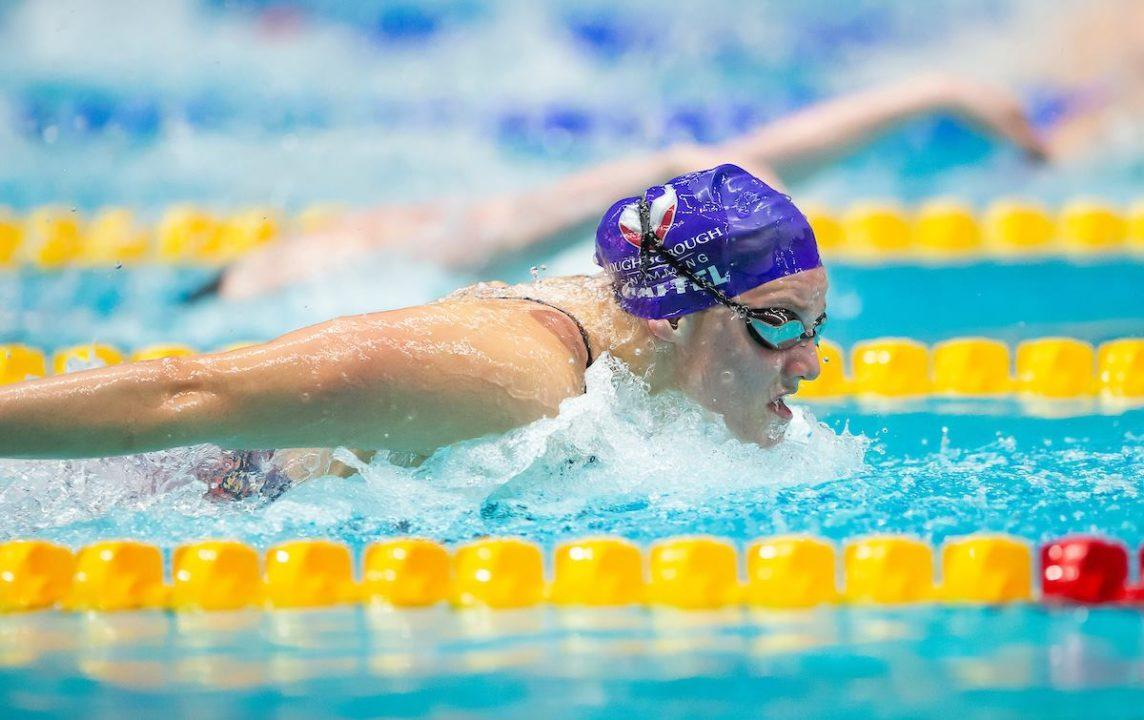 Marie Wattel Breaks French Record in 50 Fly Again in Finals