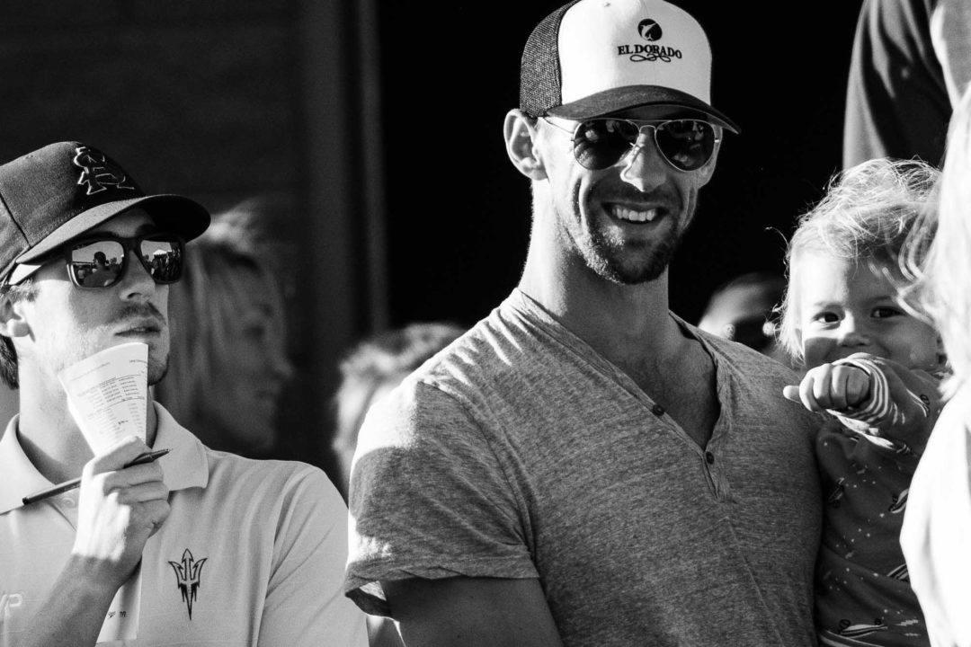 Phelps Baby No. 3: Michael and Nicole Welcome 3rd Son, Maverick