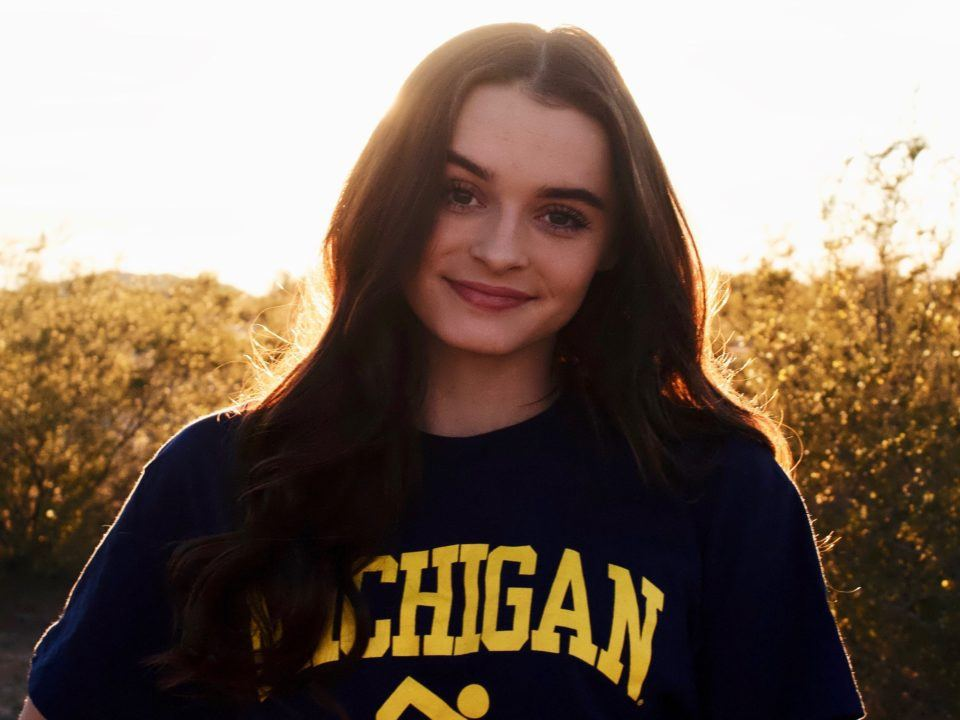 Michigan Snags Verbal Commitment from Kalli Fama for 2020