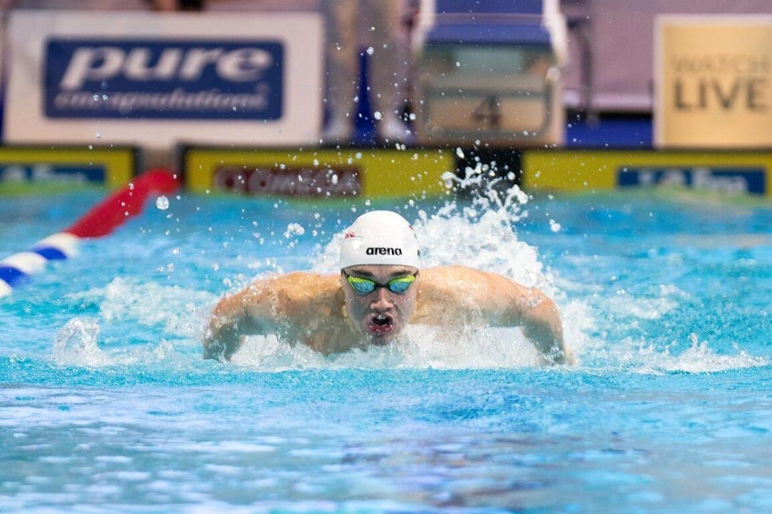 2018 Lausanne Cup Photo Vault – European Swimmers