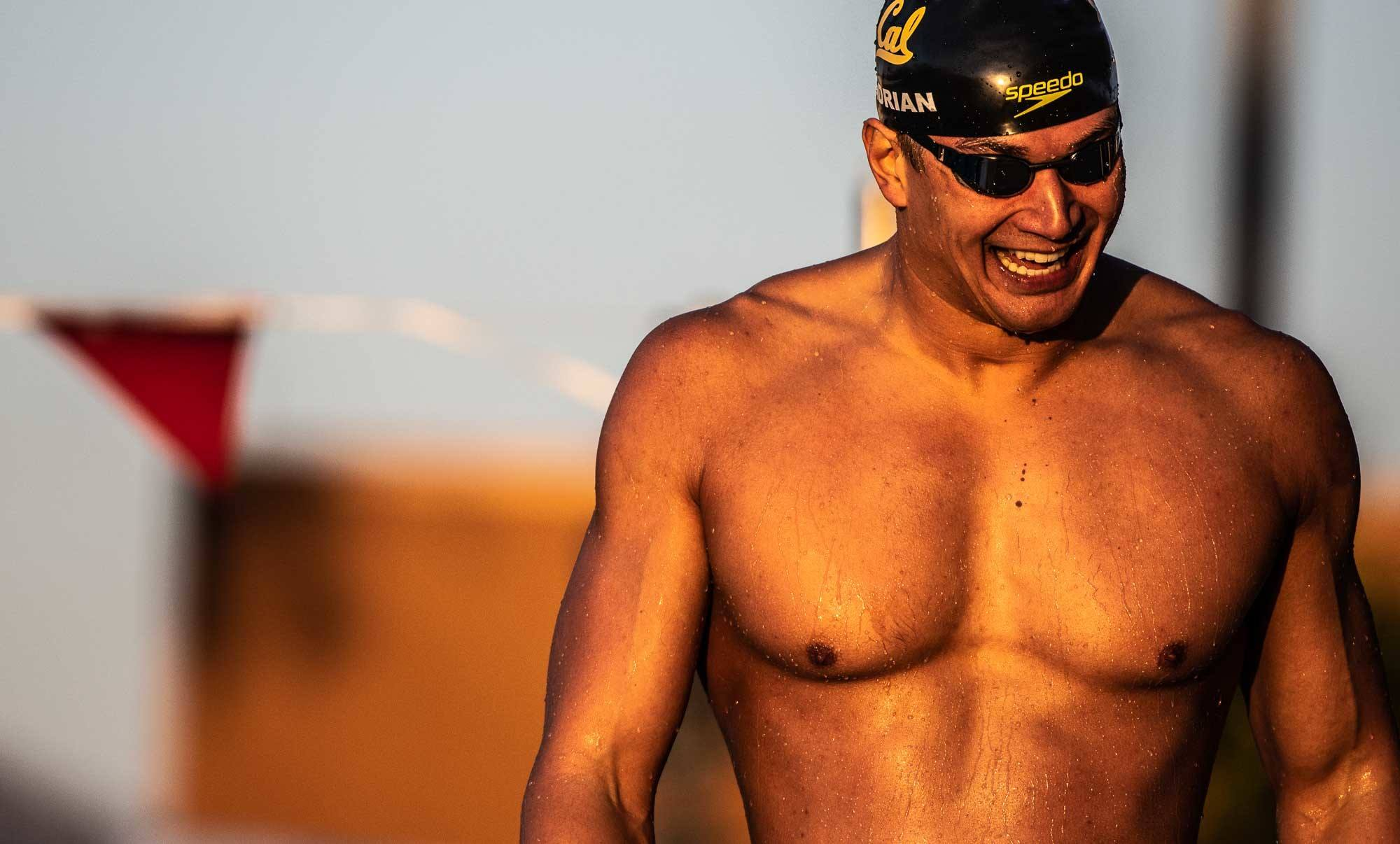 Nathan Adrian Previews What it will Take to win ISL 100 Free (Video)