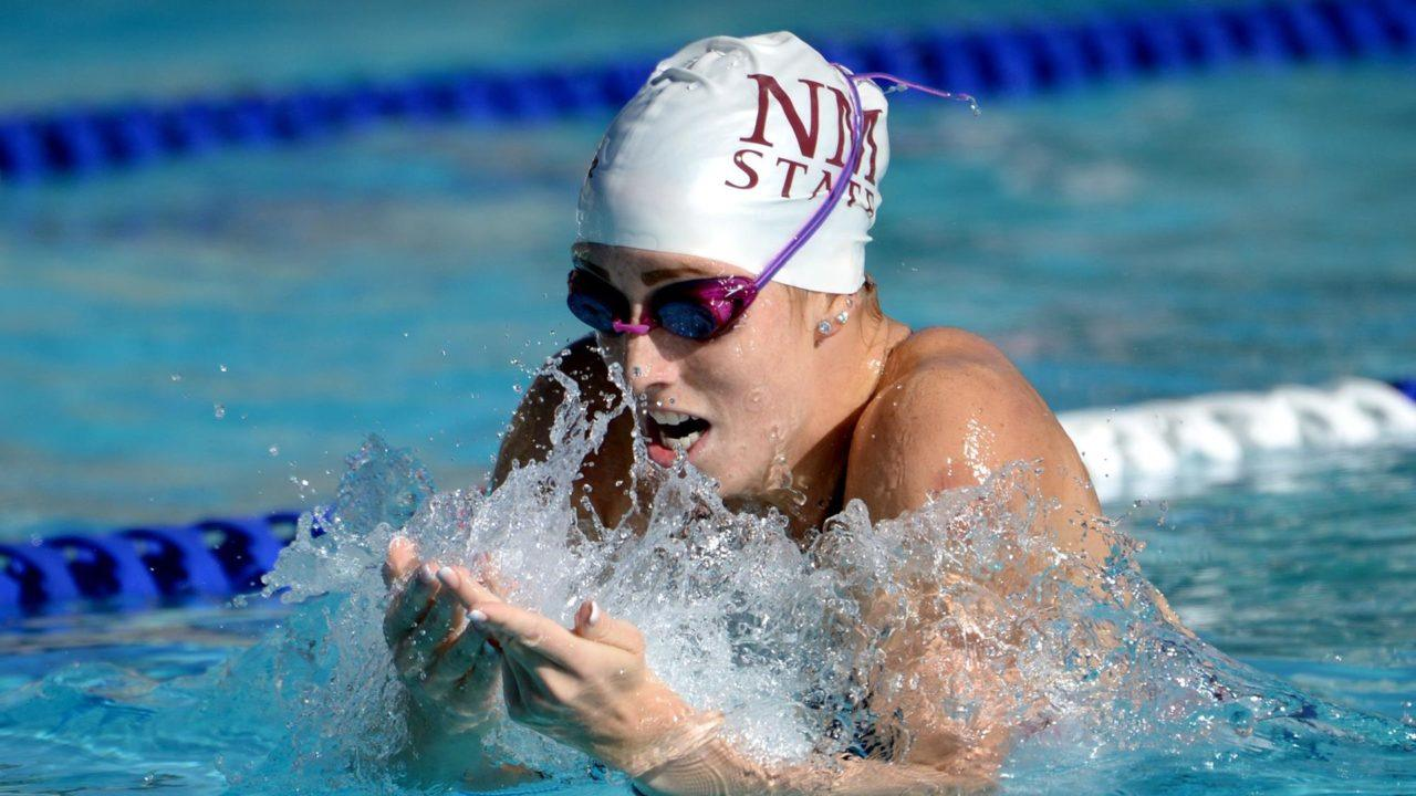 New Mexico State Takes Lancer Invite Title