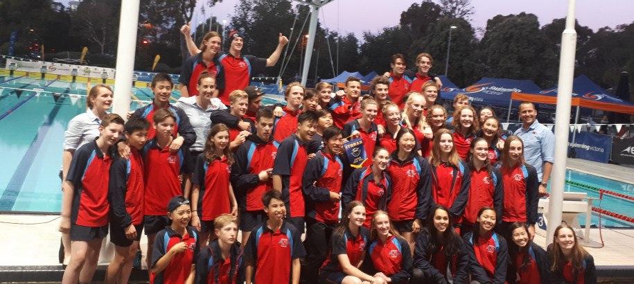Nunawading Wins Victoria's Age Championship