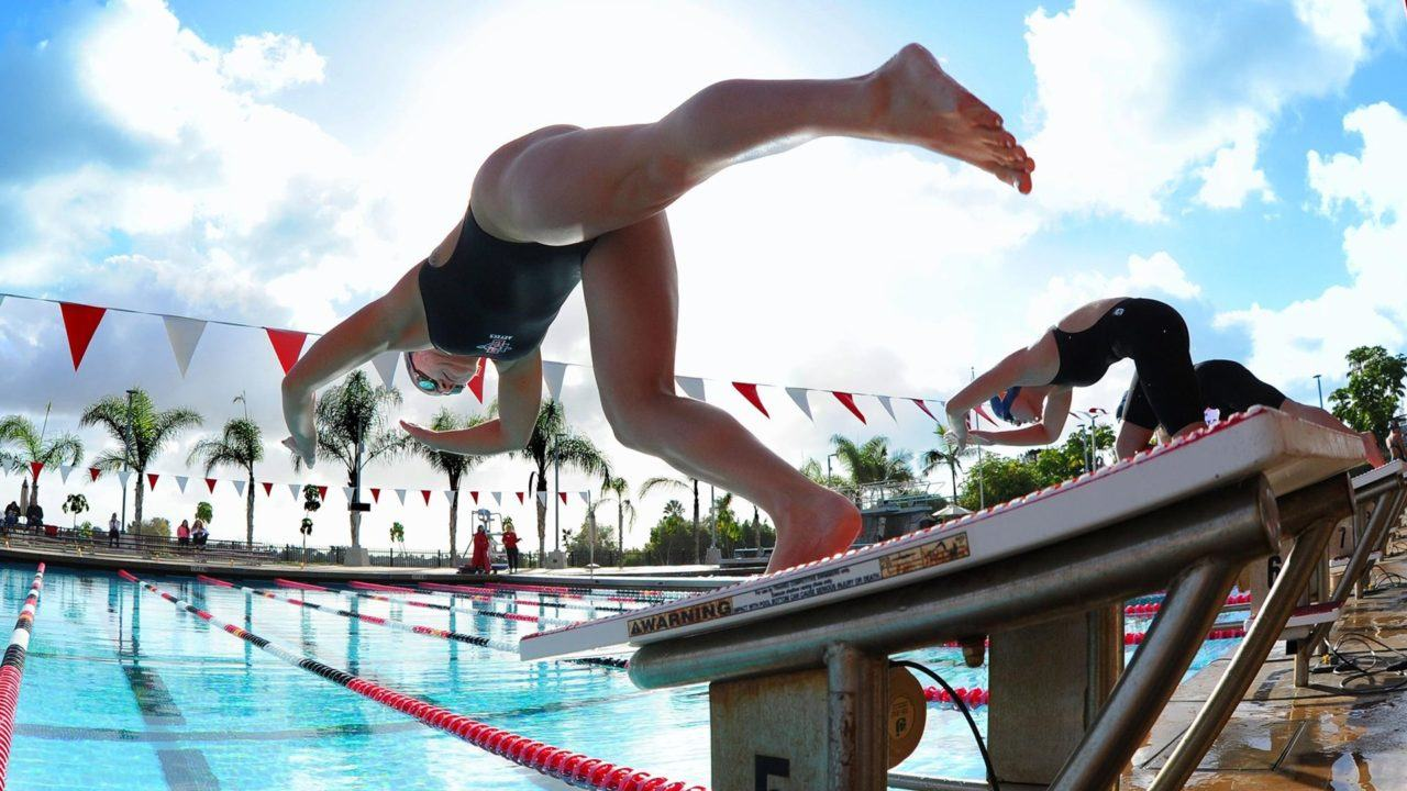 San Diego State Wins 4 of 5 Events on Day 2 of Mountain West Championships