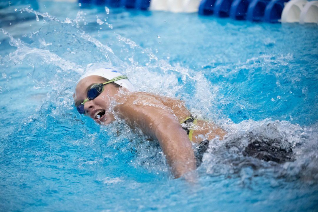 Sara Stotler Swims 2 New Olympic Trials Cuts on Night 2 of Spring Cup – Orlando