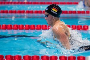 Germany's Steiger Strikes Gold Twice, Toussaint Takes 100 Back In Antwerp