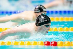 Loughborough Swimmers Wilby, Wood, and Wattel Find Ways to #trainathome