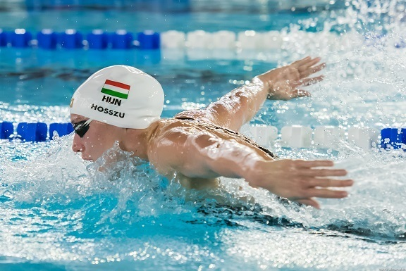 Hosszu Wins Record 7th Hungary Sportswoman of the Year; Milak Wins Men's Honor