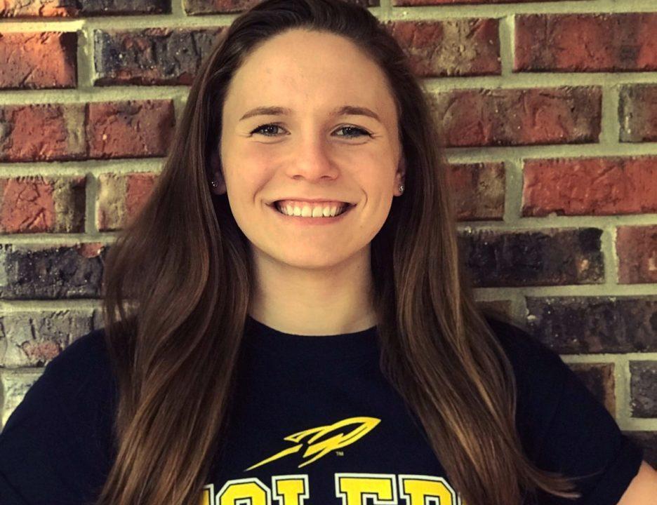 4x Michigan D2 State Champ Lisa Lohner Commits to Toledo