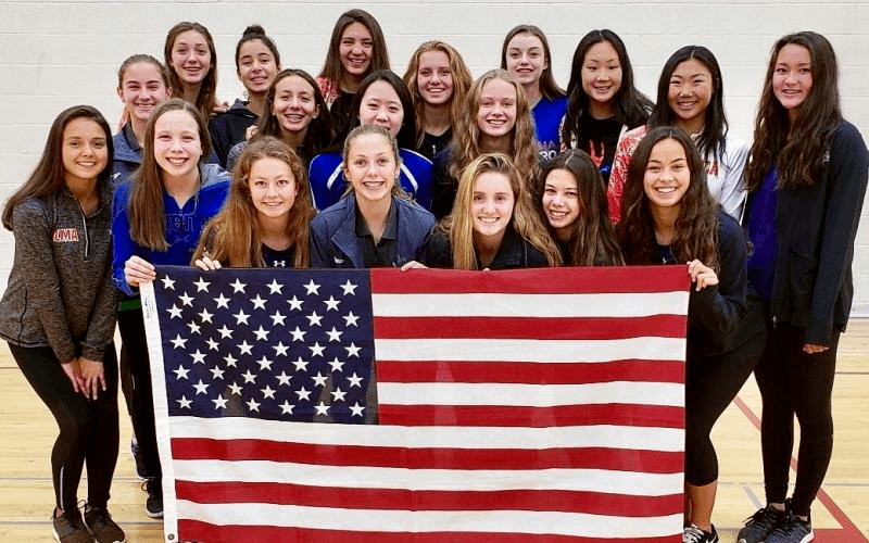 USA Synchro Announces 2019 Junior National Squad