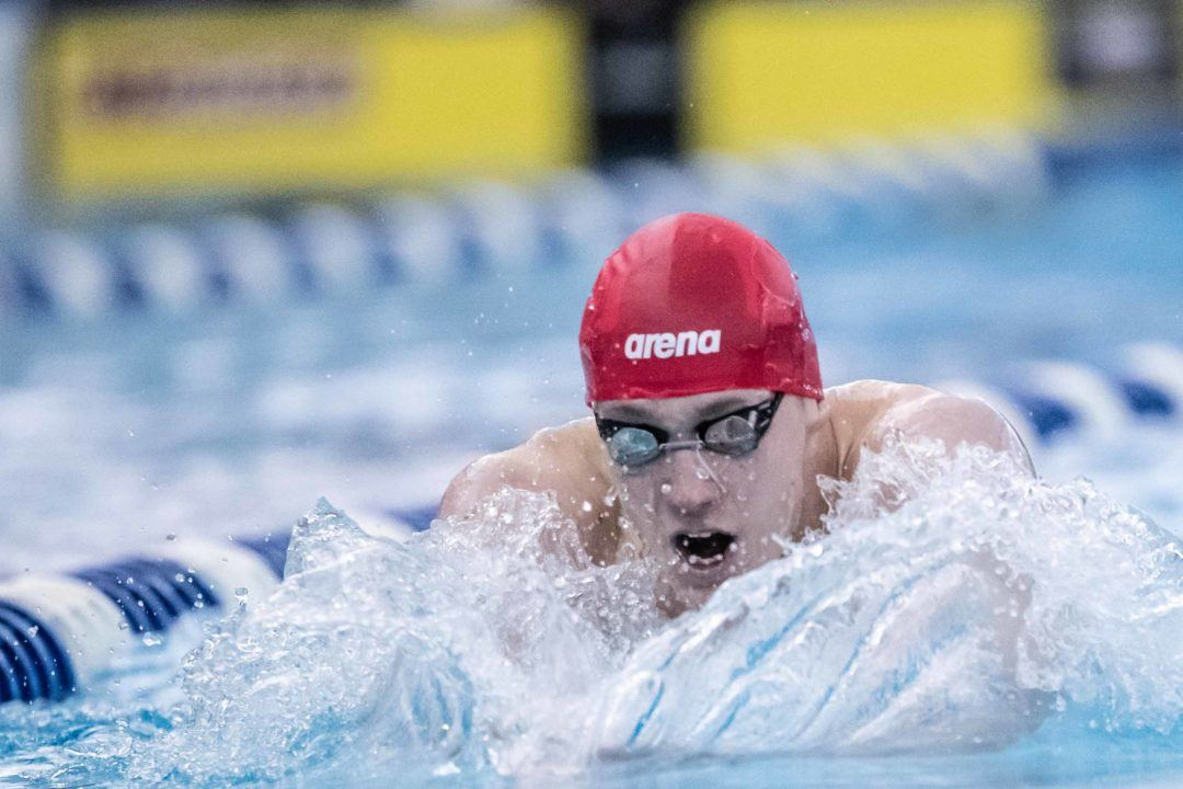 IU Men Sweep Michigan and Iowa to Extend Undefeated Season Record