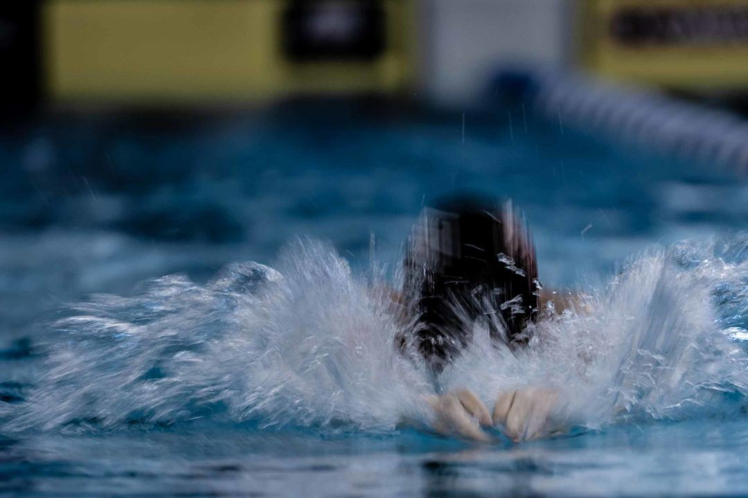 Erik Petruzzi Nails 56.17 BR at NC 14&U Champs, 4th-Fastest 13-14 Swim