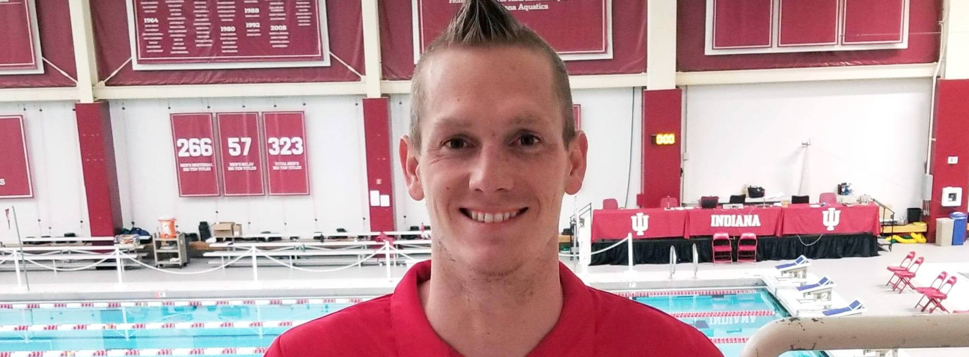 Dolfin Swimwear Signs World Championship Medalist Zane Grothe
