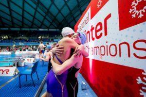"Swim England Annuncia Il Meeting Virtuale ""Level X"" A Metà Ottobre"