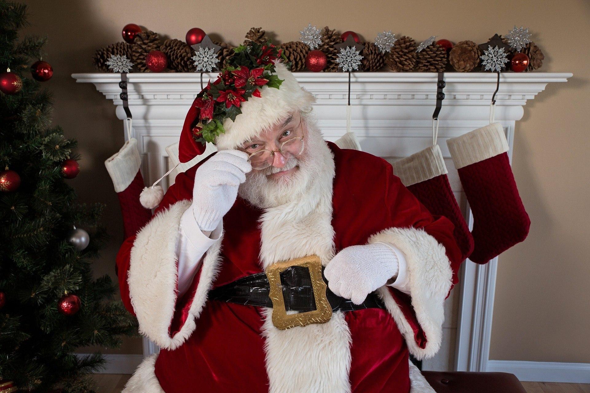 Dear Santa: A Last-Minute Swimmer Plea