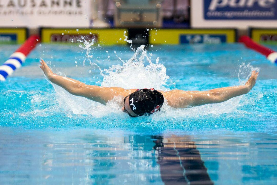 Swimming's TopTenTweets: Find Out Who Swam 3.2K Butterfly In A Single Set