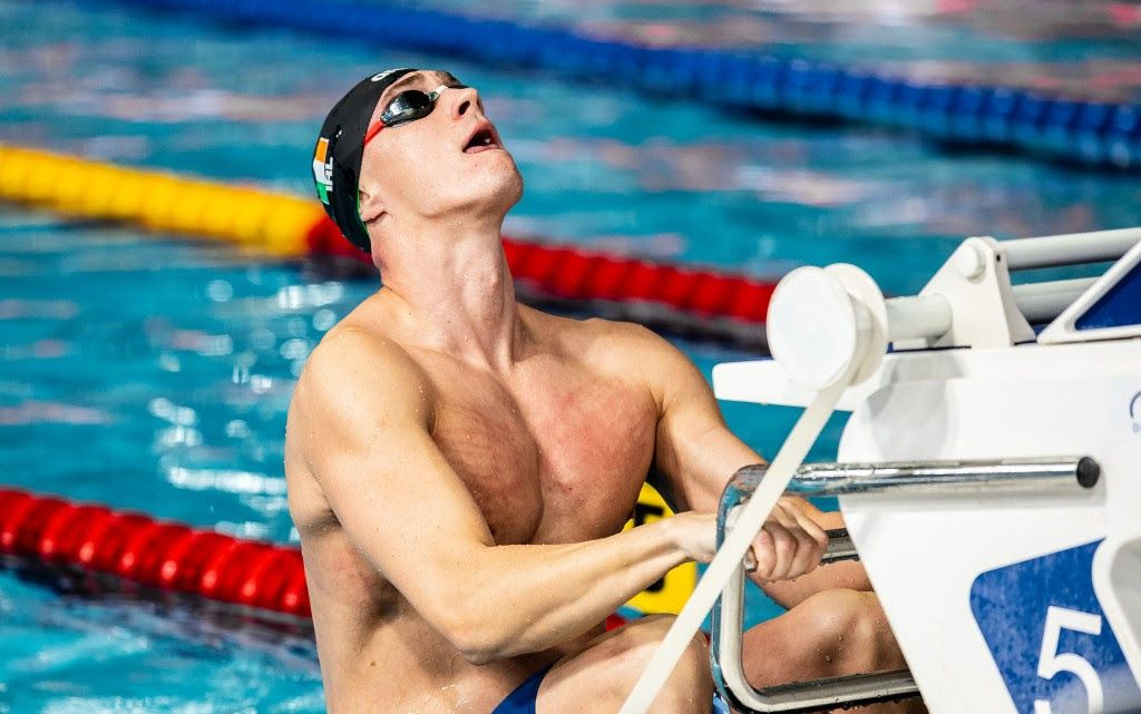 Swim Ireland Cancella Il McCullagh International A Causa Della Pandemia