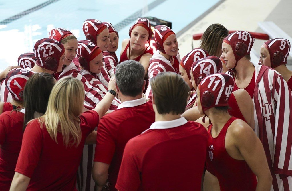 Young Indiana Water Polo Team Eager to Learn in Transition to MPSF