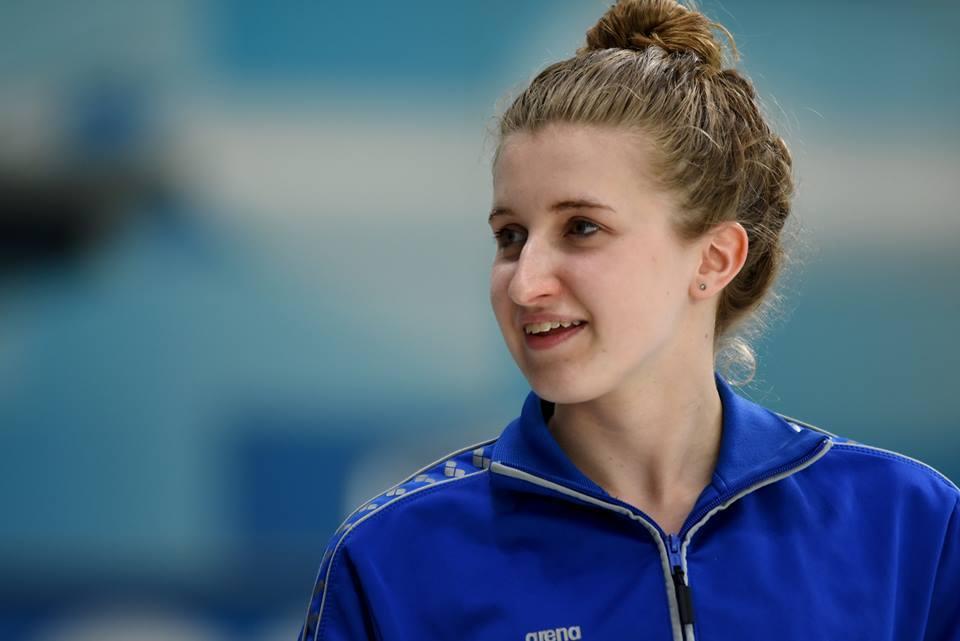 Hungarian Jr National Bronze Medalist Sara Bozso Commits to Akron
