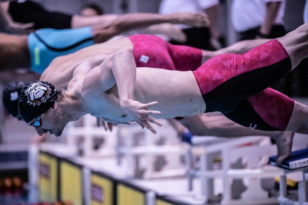 Roadmaps – Mapping the Journey of US Swimming Stars: Men's 100 Breast