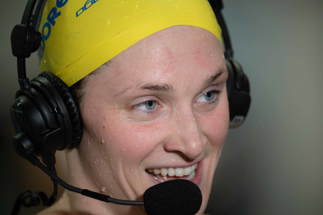 Annie Lazor breaks Down 2:20 200 Breast, Tapering in May (Video)