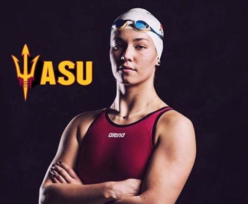 Polish Sprinter Natalia Fryckowska Announces Verbal Commitment to ASU