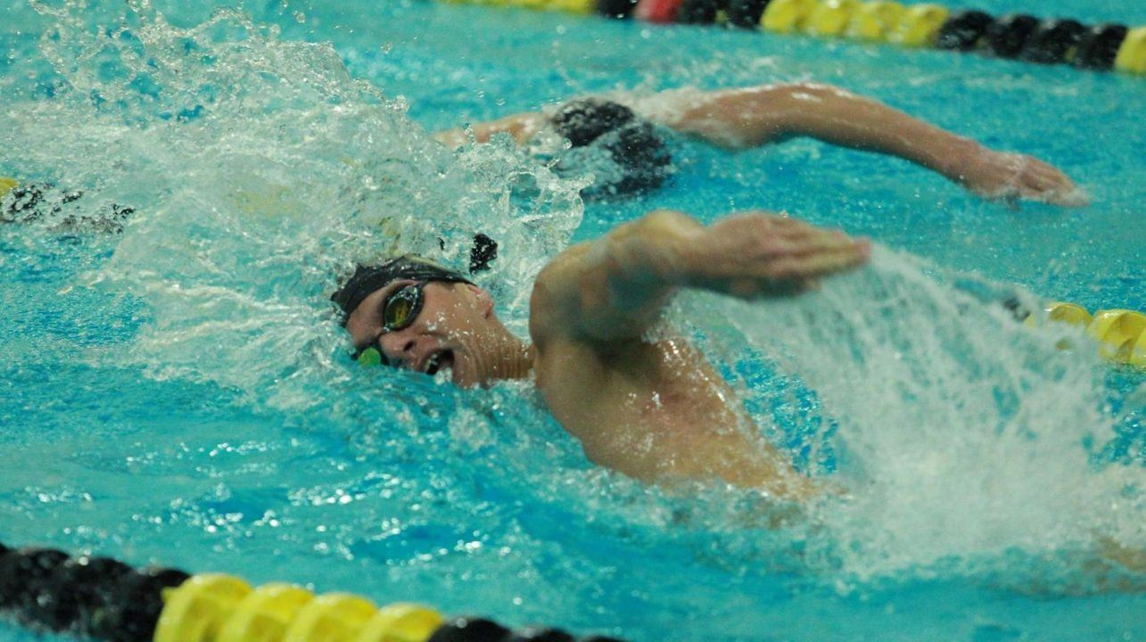 Army Men, Women Triumph at George Mason Quad Meet