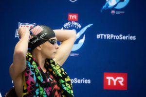 2019 Greensboro Pro Swim Series: Night 1 Distance Recap