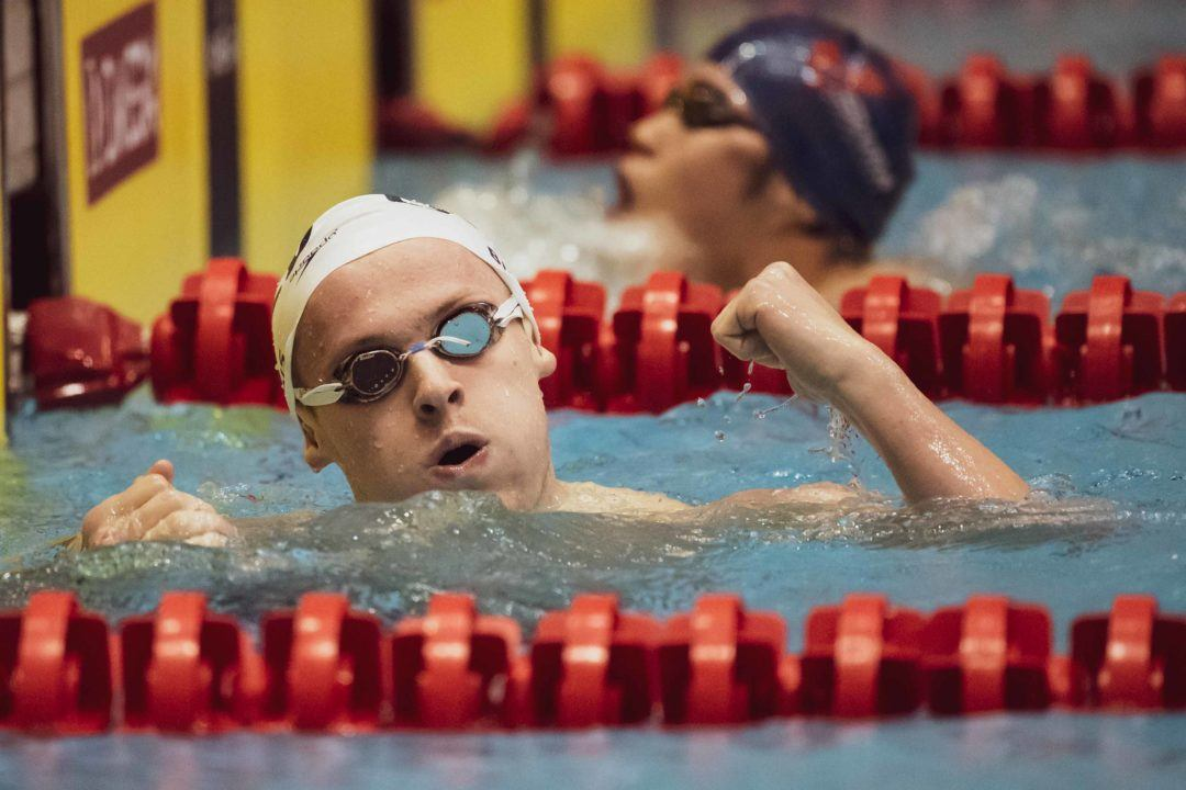 2019 YNats Day 4 Prelims: Burns/Fallon to Face-Off in 200 IM Final