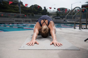 Swimming Specific Yoga Practice – Increasing Shoulder Mobility