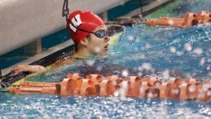Beata Nelson Shatters Big Ten Record with 1:48.47 200 Back