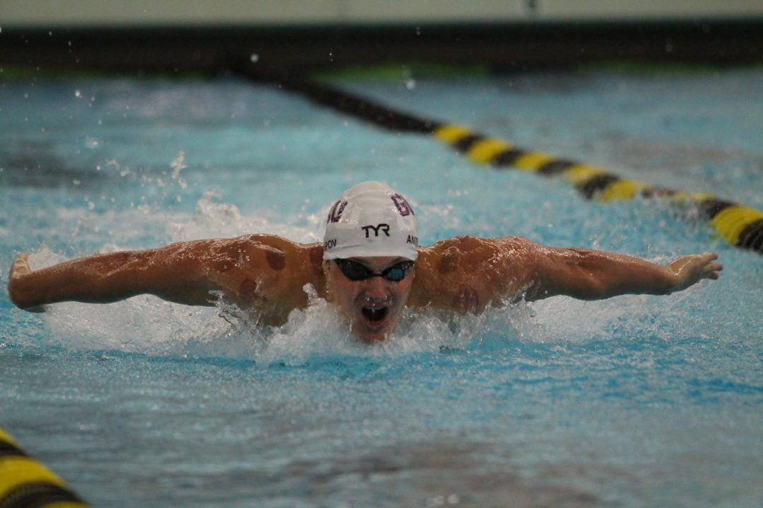 Grand Canyon Sweeps Men's Relays on First Night of WACs