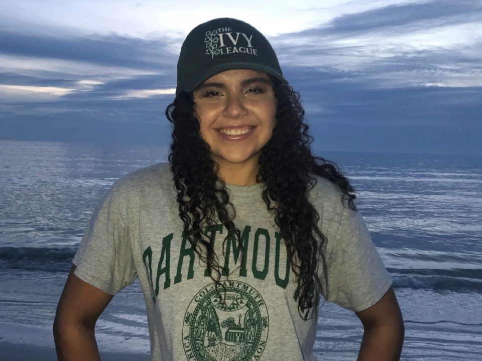 Dartmouth Earns Commitment from Sarasota Freestyler Christina Cianciolo