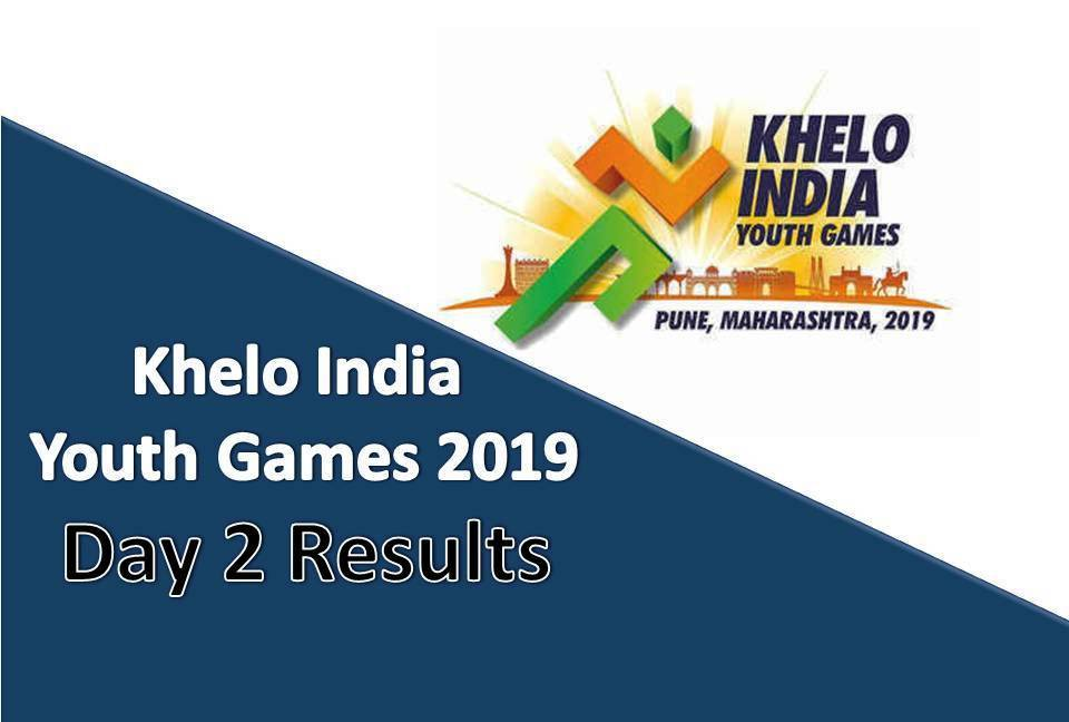 Khelo India Youth Games 2019: Swimming Day 2 Ke Results