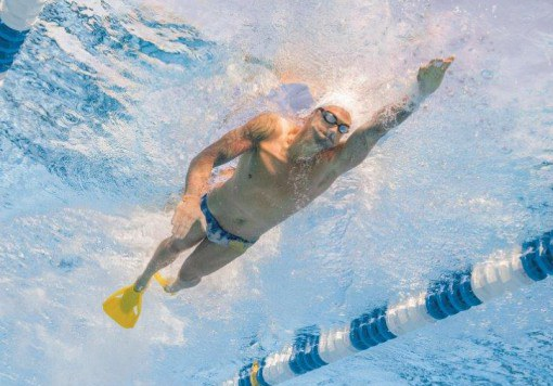 FINIS Set of the Week: Fin Kick