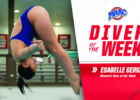 Marist's Gervasio Repeats as MAAC Diver of the Week
