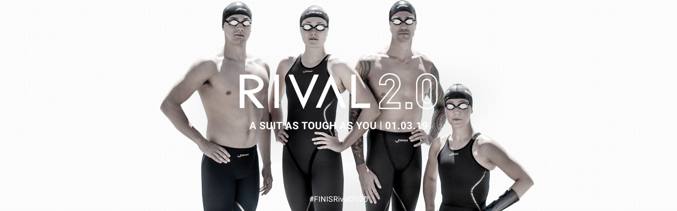 FINIS Announces Global Launch of New Tech Suit, Rival 2.0