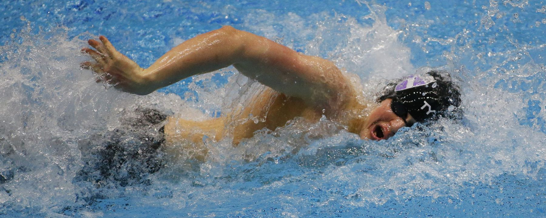 David Fitch Posts 2 Nation-Leading Times as Denison and Kenyon Split DIII Dual