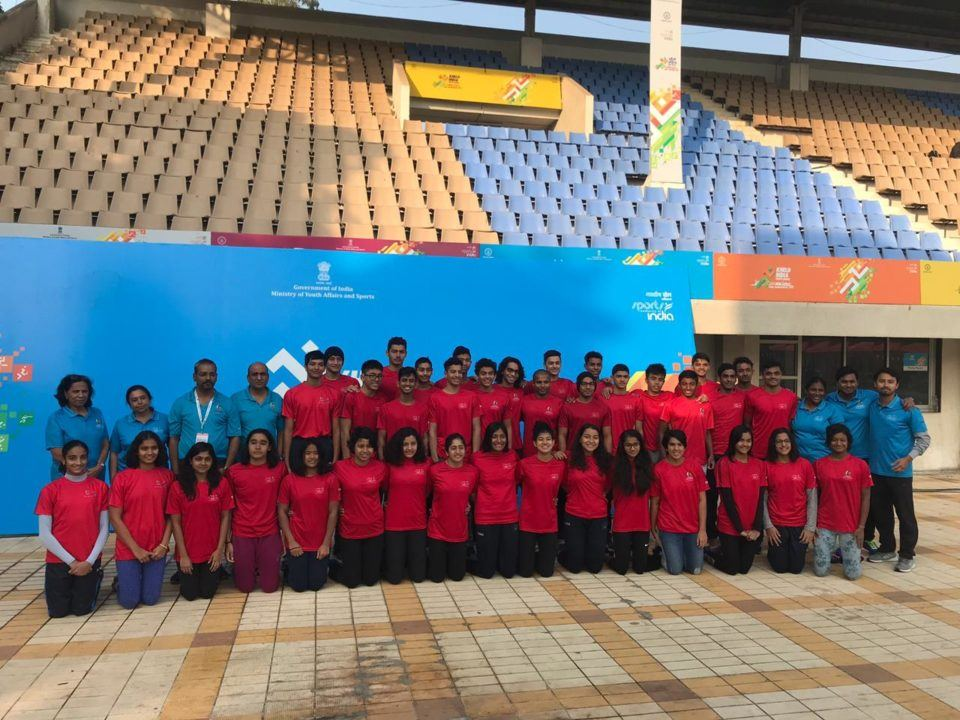 Kushagra Close to World Championship Qualifying as GAF Swimmers Excel