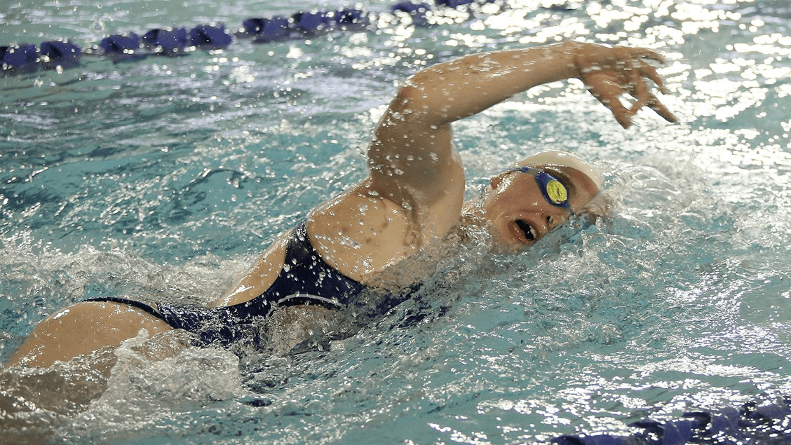 GW Sweeps American, Georgetown in Saturday Tri-Meet