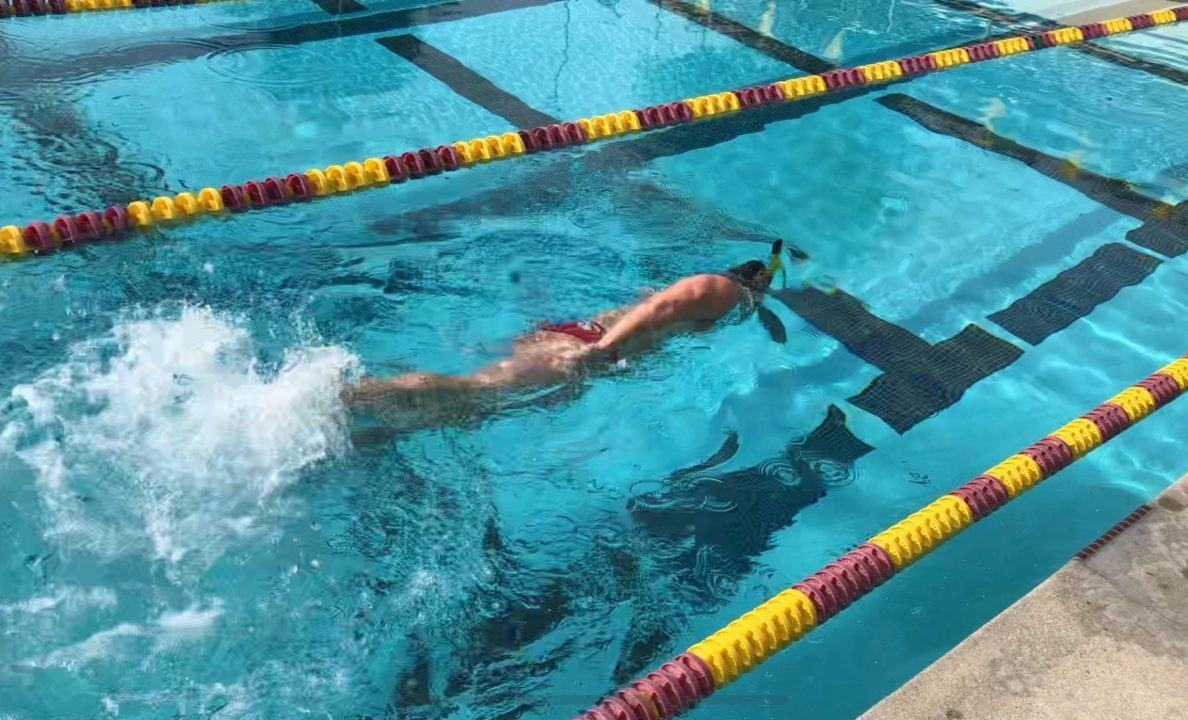 SwimmersBest Drill of the Month: Reverse Catch-Up