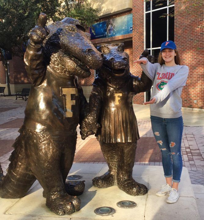 FHSAA 3A Runner-Up Elise Bauer Verbals to Florida Gators for 2020