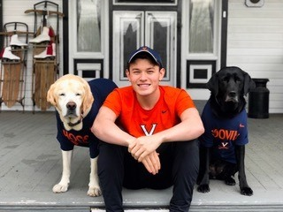 Josh Fong Commits to Join All-American Brother Zach at Virginia