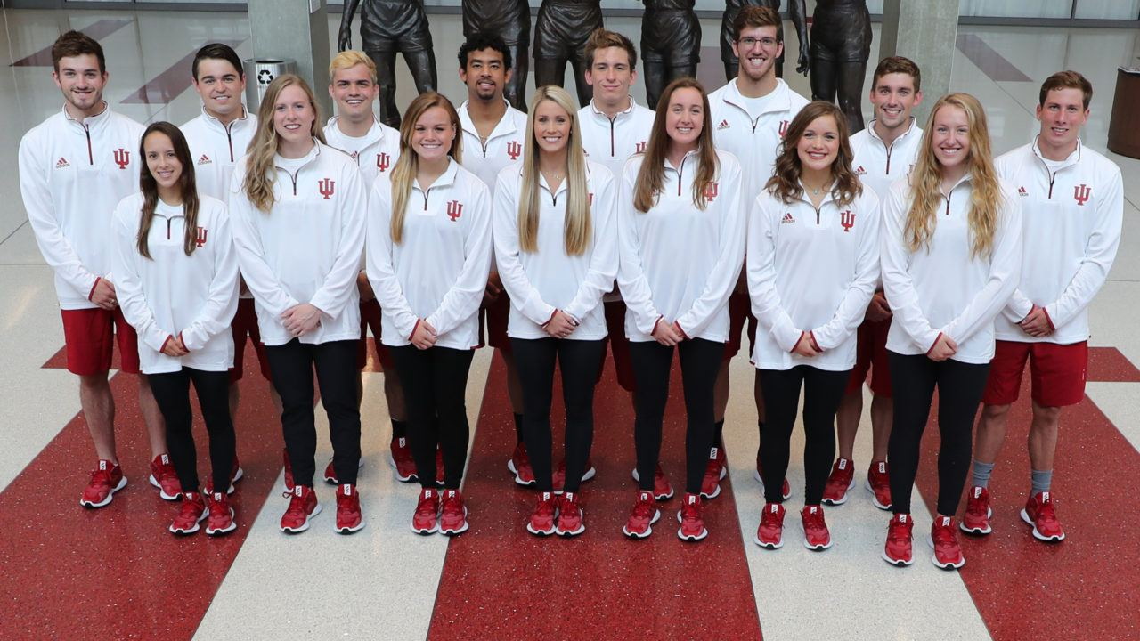 Indiana Welcomes Louisville for Senior Day Friday Meet