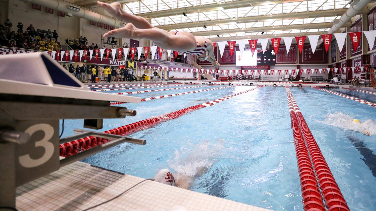 13-Year Old Maggie Wanezek Becomes Youngest* Swimmer Under 29 in 50 LCM Back