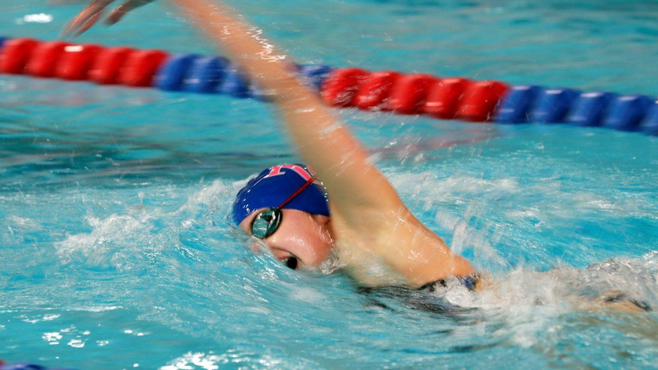 Xu Snaps Two Records as Kansas Bests NAU