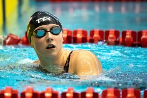Ledecky Wins $6,000 In Knoxville, Leads 2019 Pro Swim Series Early
