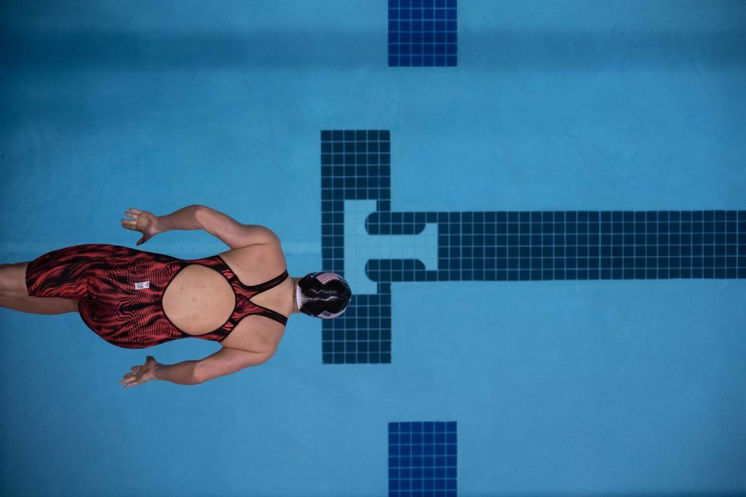 How to Be a More Committed Swimmer